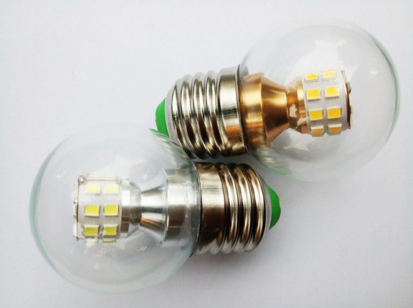 Лампа пожаробезопасная с металлическим корпусом LED-E27-5W-7W-2835 (101-218) - 7