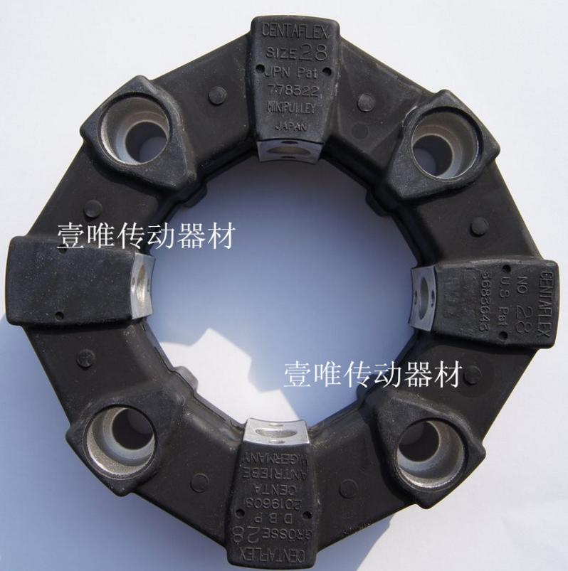 Эластичные муфты CENTAFLEX CF-A S0-S1-S2 (118-101) - 8