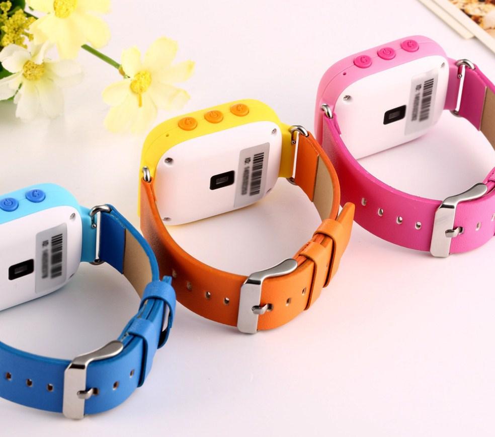 Детские смарт-часы GPS SH-01 (123-104) - 3