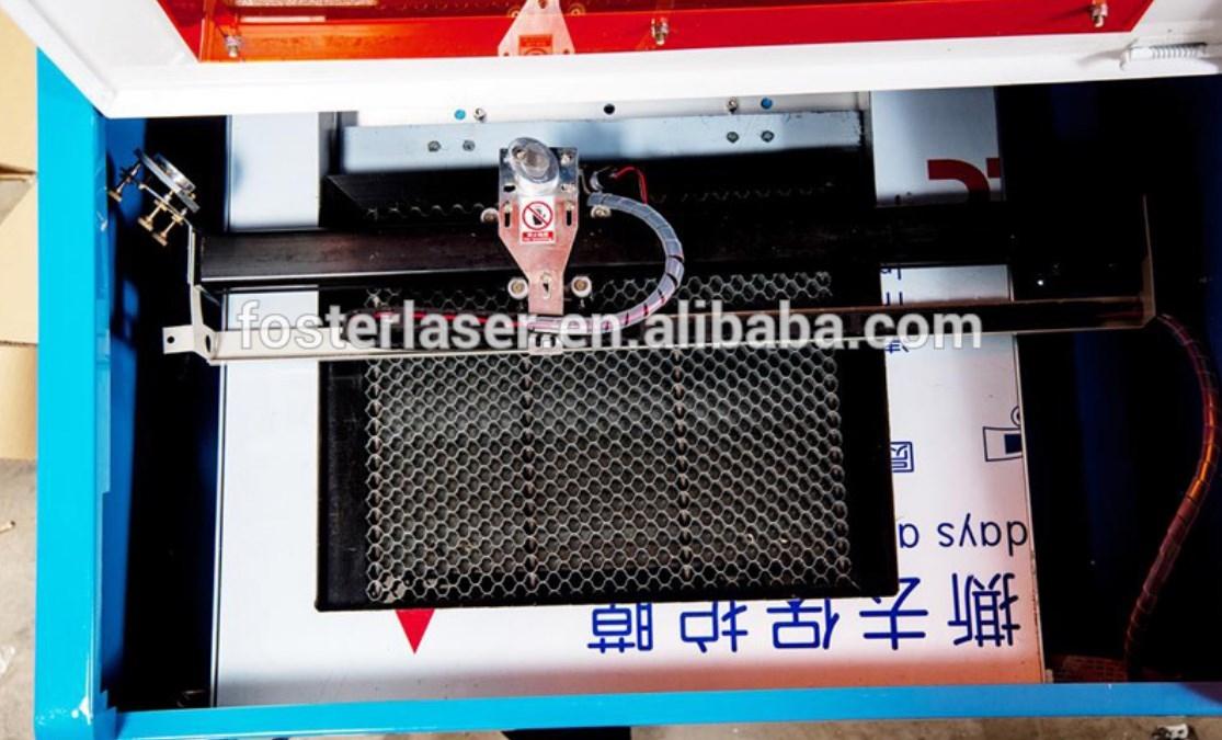 Лазерный гравировальный мини - станок FST-4030 (103-133) - 3