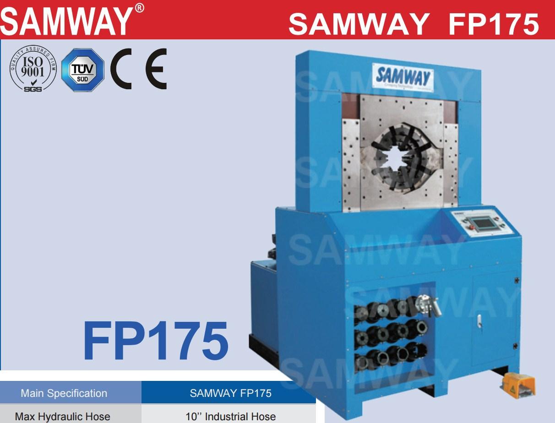 Обжимной станок РВД производственный - SAMWAY FP175 (108-161) - 2