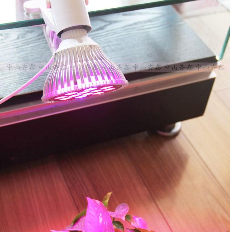 Светодиодная лампа для роста растений LED Qi Xin QX-PTXXA-12W-36W (112-113) - 5