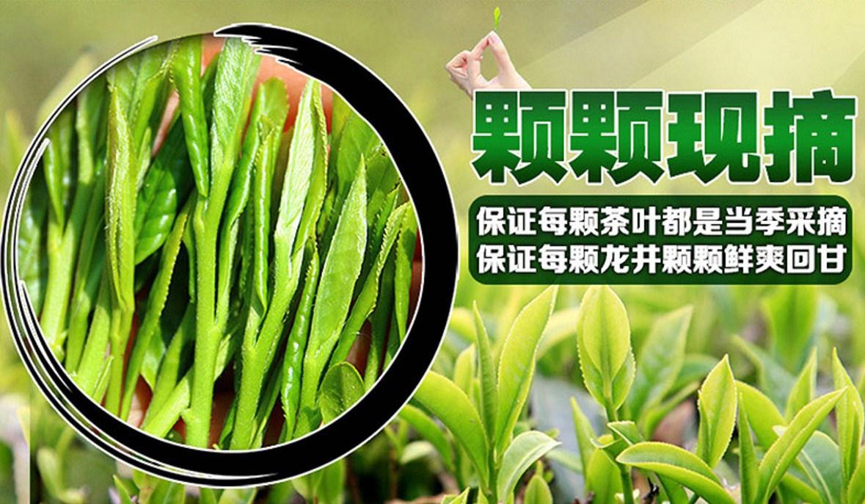 Зеленый чай Qing Cheng Tang Longjing tea (121-101) - 12