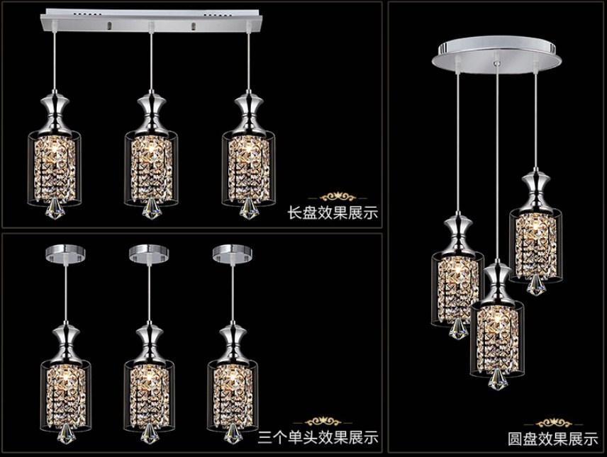 Тройной светильник Plymouth Dili Lighting LED-6002 (101-236) - 10