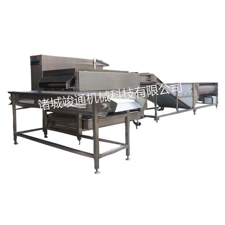 Машина для очистки яиц перепелиных JTBK-8000 (111-128) - 3