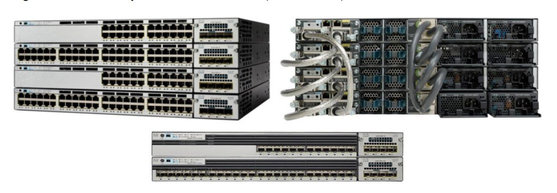 Коммутатор Cisco Catalyst WS-C3560X-24P-L (134-204) - 1