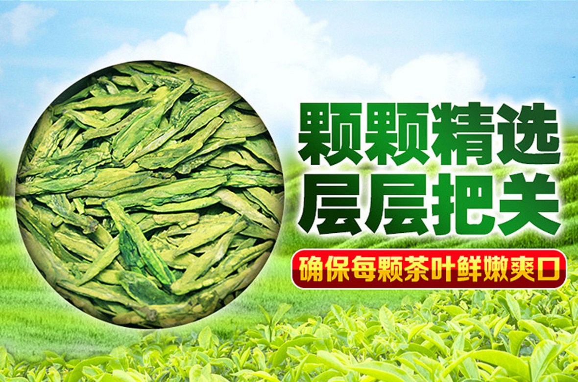 Зеленый чай Qing Cheng Tang Longjing tea (121-101) - 13