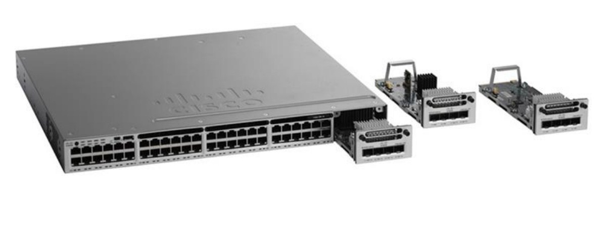 Коммутатор Cisco Catalyst C3850-48T-S (134-109) - 6