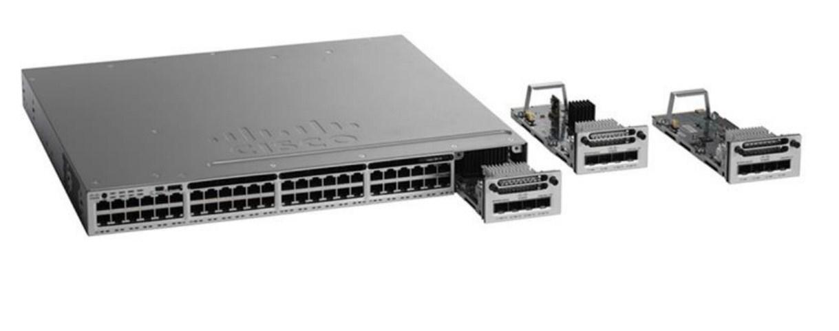 Коммутатор Cisco Catalyst C3850-48T-S (134-109) - 6