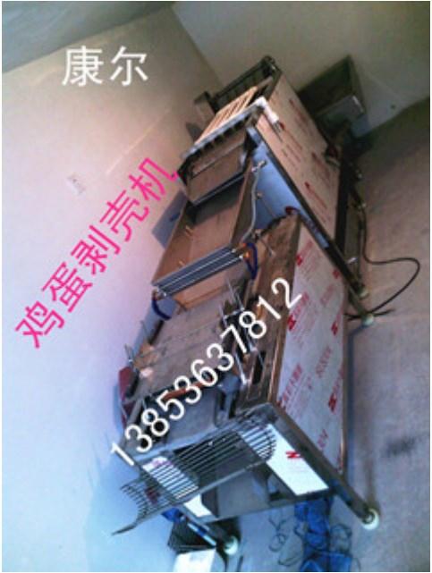 Машина для очистки куриных яиц Kanger JB-200 (5000 шт/час) (111-103) - 2