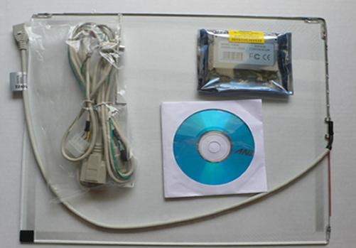 """Сенсорный экран 15,1"""" GreenTouch GT-SAW-15.1C-6FS, 4-6 мм ПАВ, USB (133-117) - 3"""