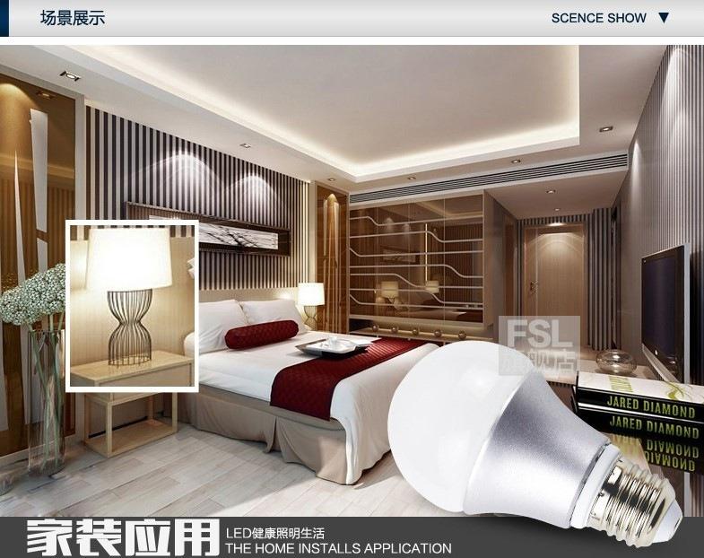 Светодиодные лампы LED-A55-E27 (101-202-2) - 7