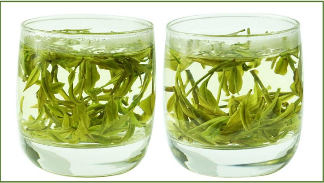 Зеленый чай 2016 года YIBEIXIANG-100g (121-105) - 4