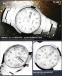 Водонепроницаемые мужские и женские кварцевые часы NARY 6020 (123-107) - 13