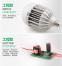Светодиодные лампы LED-E27-5730 (101-201-3) - 2
