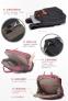 Сумка-рюкзак Tucano BEWOBK17 (127-100) - 12
