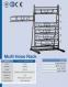 Стеллаж для хранения бухт РВД SAMWAY S6 HOSE RACK (108-204) - 1