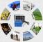 Бытовая солнечная система (полный комплект) DL-x12-20w (120-105) - 3