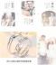 Серебряные S925 парные кольца для мужчины и женщины (124-110) - 15