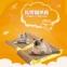 Коврик для кошки Tian Yuan Pet - WJ-ZB-005 (128-100) - 1