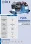 Обжимной станок РВД для передвижных фургона или тележки SAMWAY P20X 12/24V (108-203) - 1