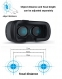 """Очки виртуальной реальности VR Box 3D для 3.5"""" - 6.0"""" с пультом управления (113-100) - 2"""