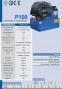 Индустриальный обжимной станок РВД - SAMWAY P100 (108-176) - 2
