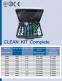 Набор монтажных принадлежностей для гидравлических и промышленных шлангов РВД SAMWAY CLEAN KIT Complete (108-205) - 1