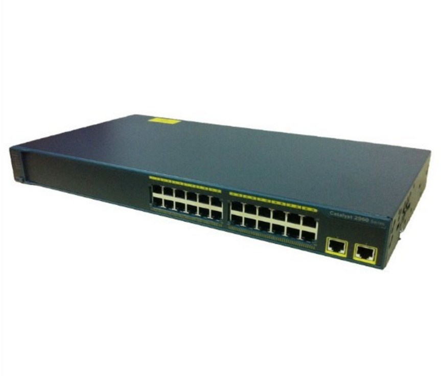 Коммутатор Cisco Catalyst WS-C2960-24TT-L (134-103) - 29312
