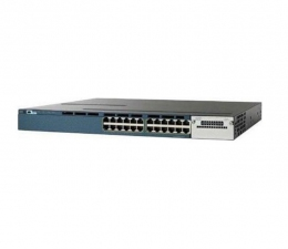 Коммутатор Cisco Catalyst WS-C3560X-24P-L (134-204)