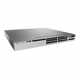 Коммутатор Cisco Catalyst WS-C3850-24T-S (134-107)