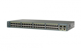 Коммутатор Cisco Catalyst WS-C2960X-48FPS-L (134-102)