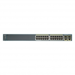 Коммутатор Cisco WS-C2960+24TC-L (134-105)